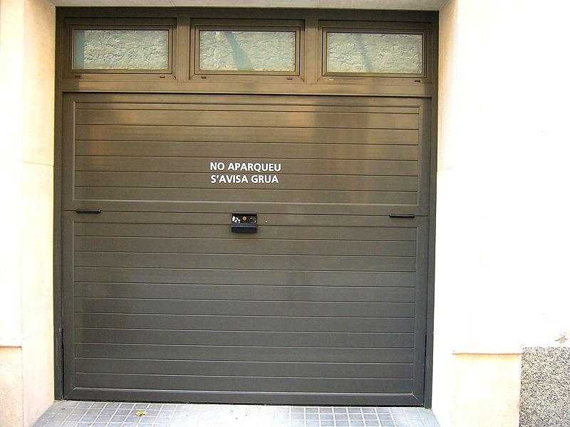 Puertas de Garajes Barcelona : Puertas Correderas Automu00e1ticas :
