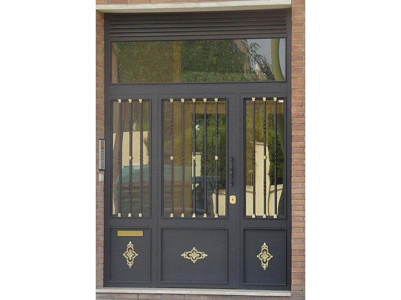 Puertas de garajes barcelona puertas correderas for Puertas correderas barcelona