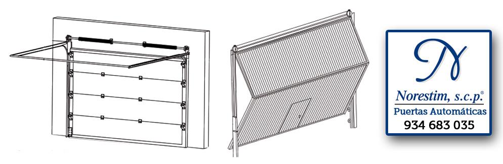 Normativa puertas autom ticas de garaje barcelona - Mantenimiento puertas de garaje ...