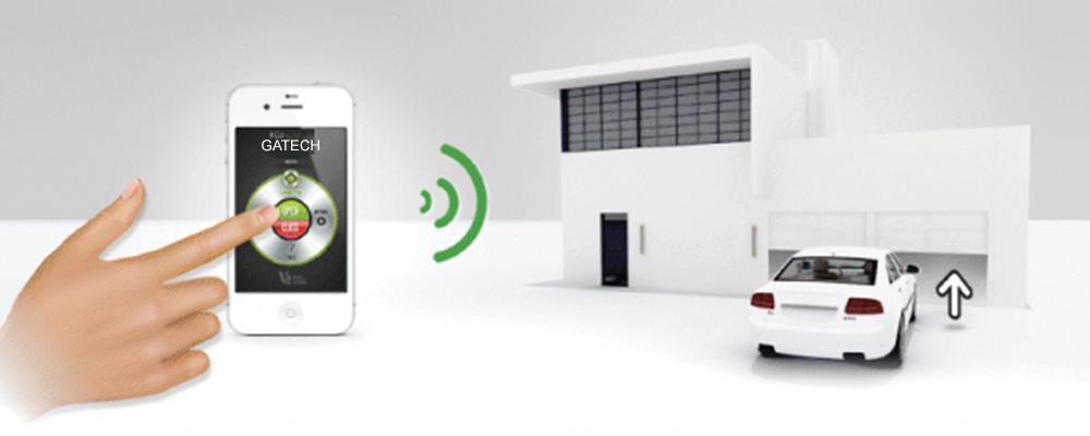 Controles de Acceso a parkings públicos o privados, residenciales, centros comerciales..